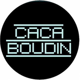 Caca Boudin