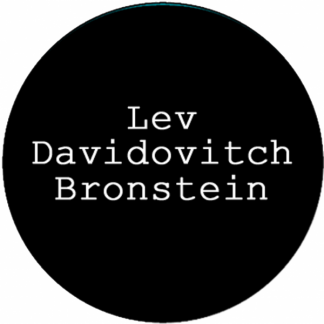 Lev Davidovitch Bronstein
