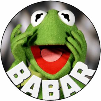 Kermit-Babar