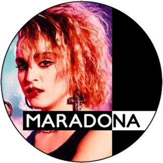 Madonna-Maradona