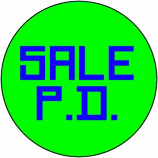 Sale P.D.