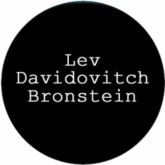 Lev Davidovitch Bronstein