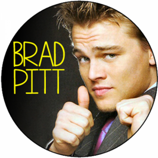 Di Caprio-Brad Pitt