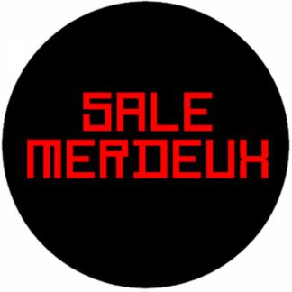 Sale merdeux