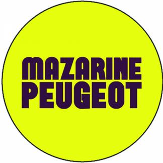 Mazarine Peugeot